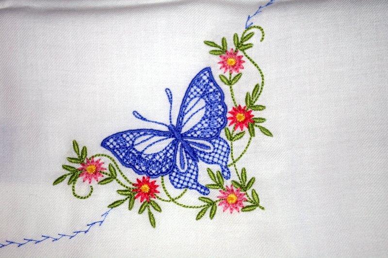 Feather Stitching  Janice Ferguson Sews