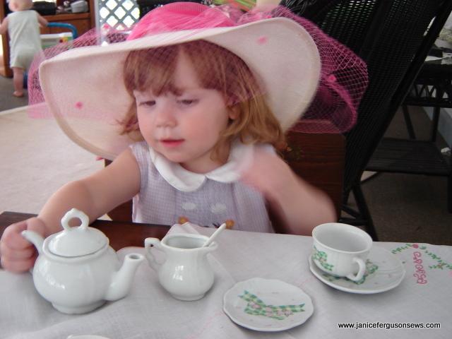 L tea party