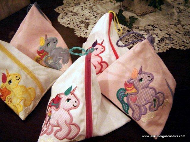 pony bags