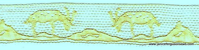 goat lace