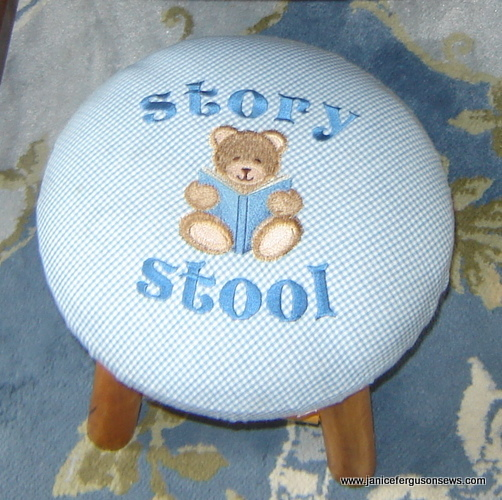 story stool