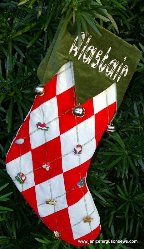 Alastair temp stocking