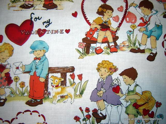 Valentine Fabric
