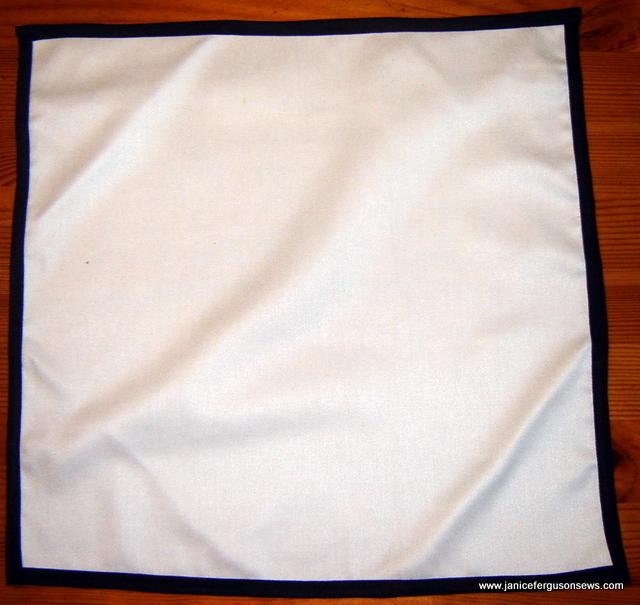 purse bound square