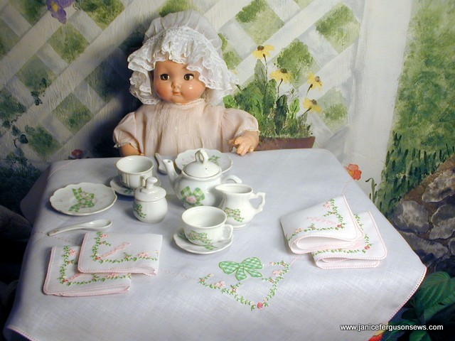 tea party doll