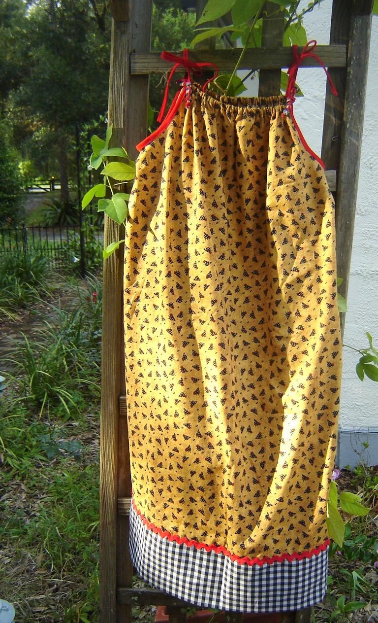 Little Dresses For Africa Janice Ferguson Sews