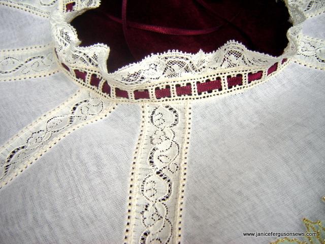 Christmas 11 collar beading