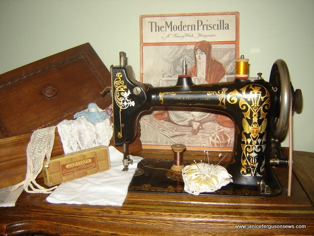 treadle working 2