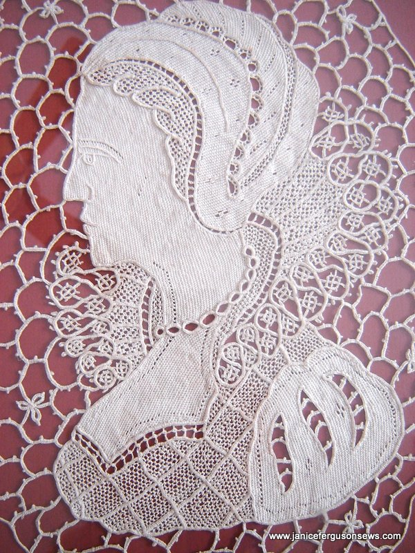 antique lace portrait gal2