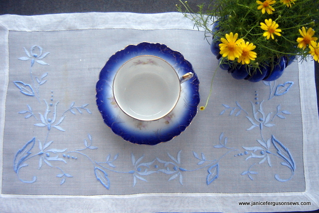 blueSW placemat