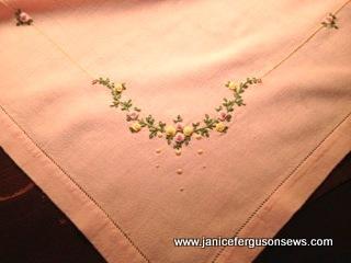 coral bridge cloth