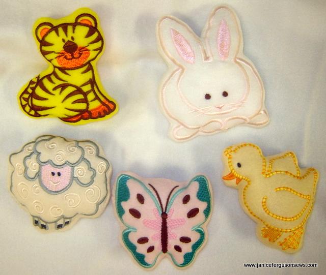 OCC-animal toys