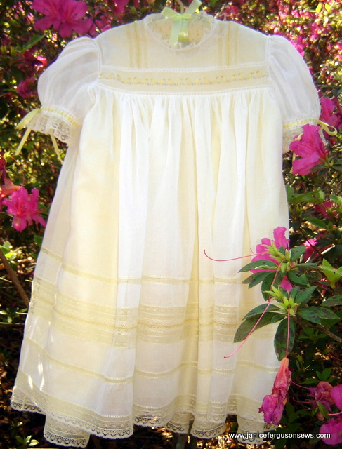 See more photos and details of this Lemon Meringue dress.