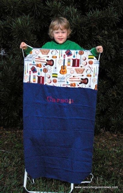 A Carson sheet