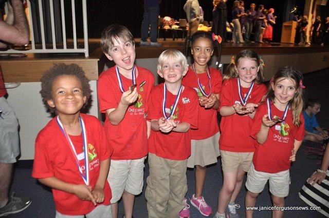 OOTM medalists