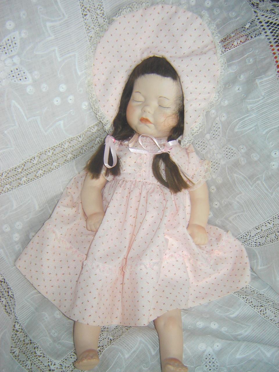 sleeping Karoline