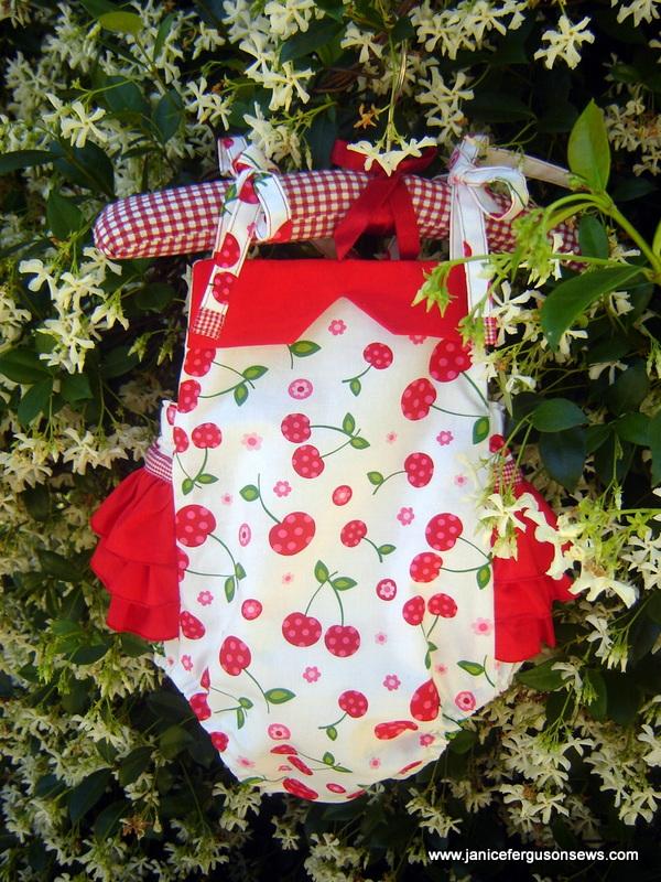 """Isabella"" for granddaughter Vivian Rose"