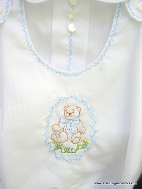 teddy bear emb