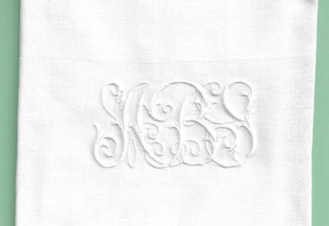 ABS monogram