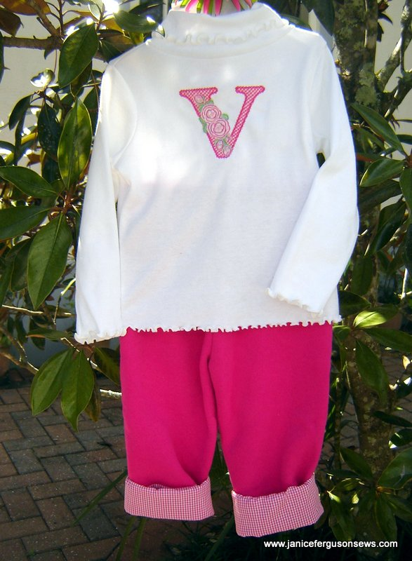 Vrose outfit