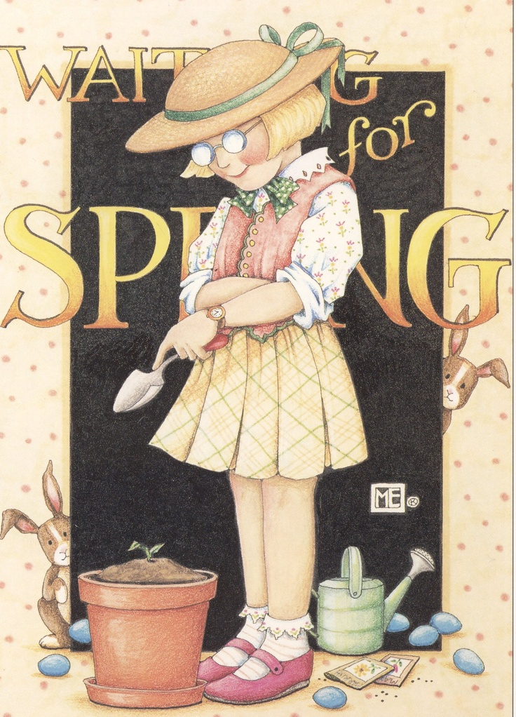 waiting for spring ME