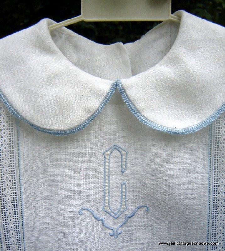 A shirt front