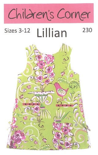 lillian pattern