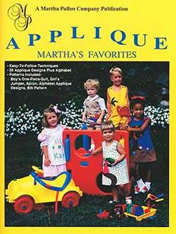 MP applique book