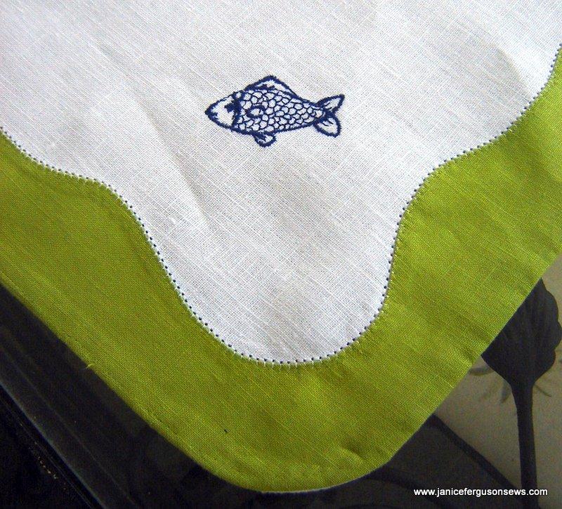 corner fish
