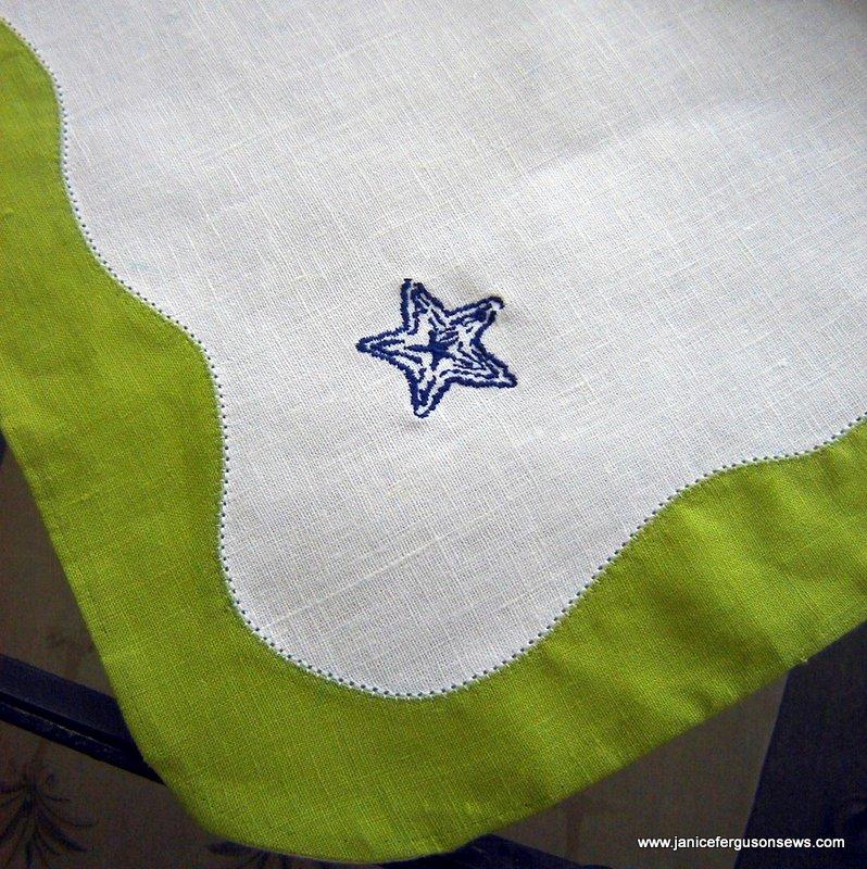 corner starfish