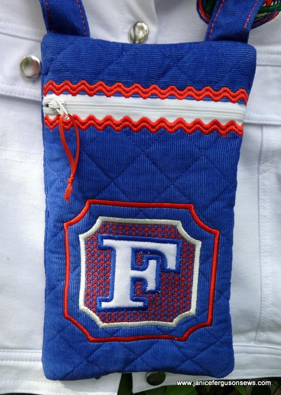 gator shirt purse cr