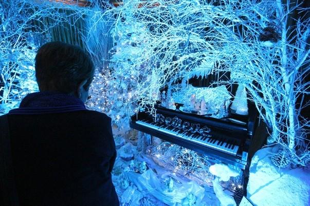 reception piano