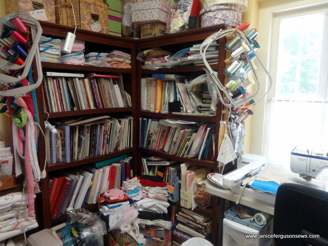 sewing library