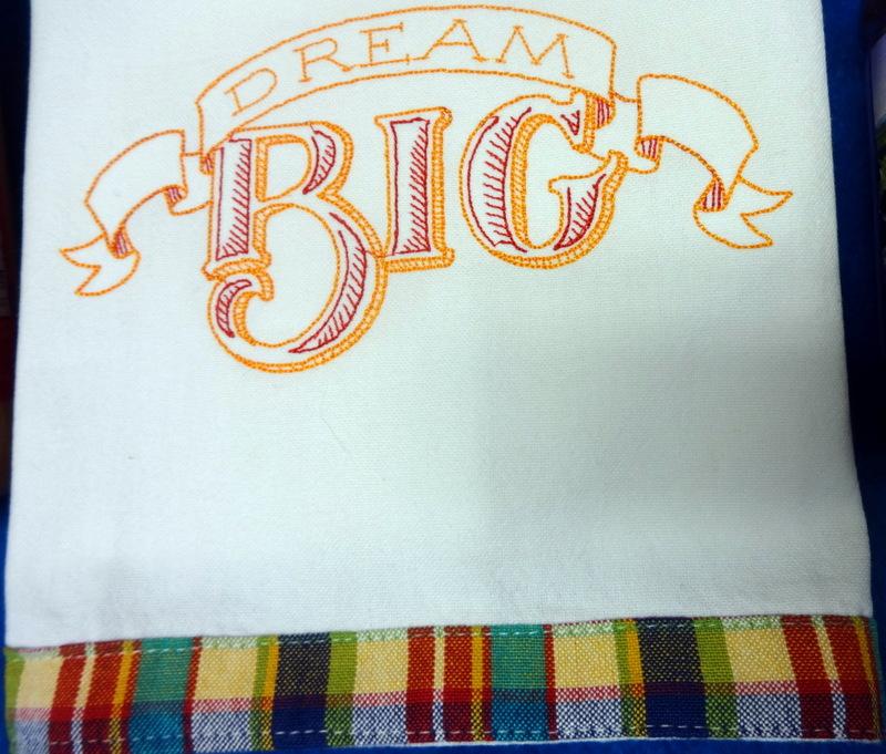 Dream Big no pbj