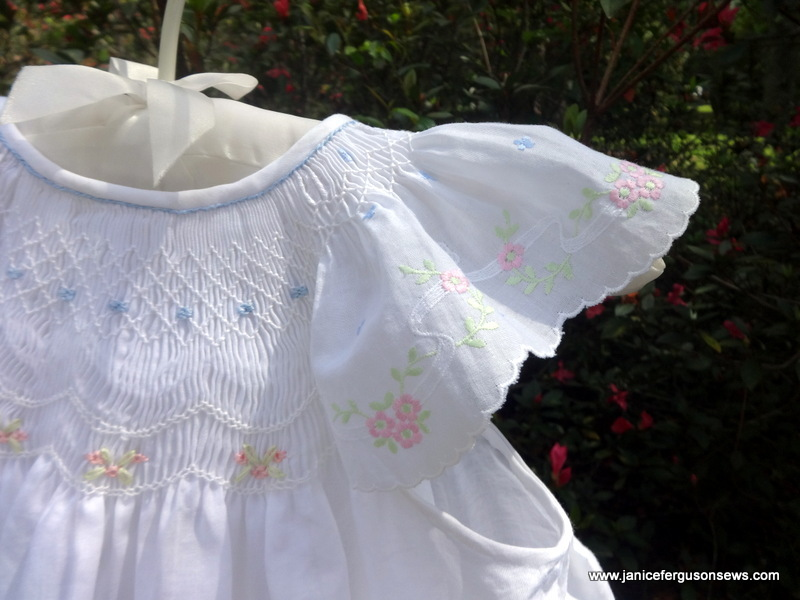 sleeve smocking xxx-001