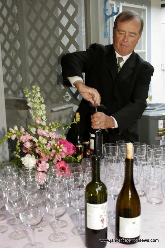 wine steward Jon