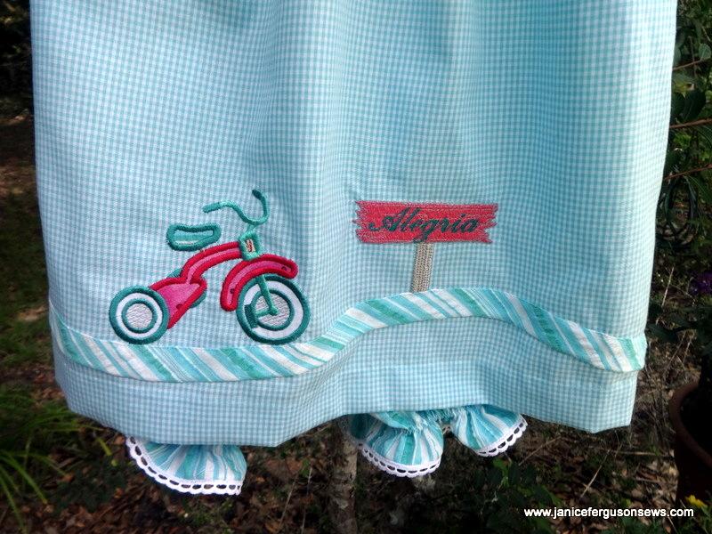 skirt emb