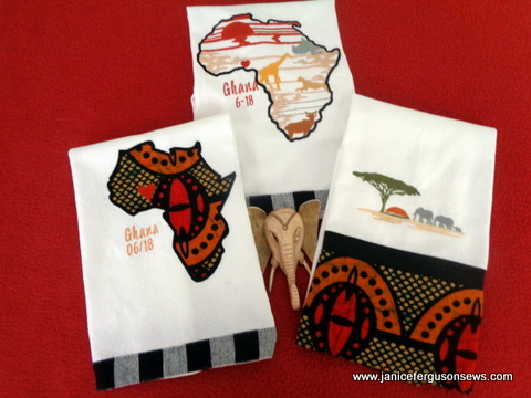 Embroidery Blanks Janice Ferguson Sews